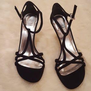 Stuart Weitzman Strappy Heel Sandal